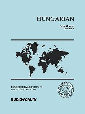 Hungarian N/A 9780884327301 Front Cover