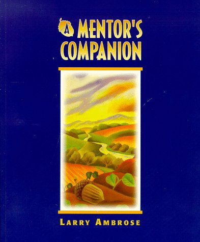 Mentor's Companion 1st 1998 edition cover