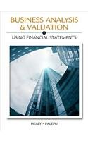Business Analysis Valuation Using Financial Statements (No Cases) 5th 2013 edition cover