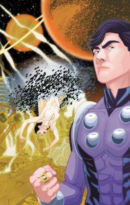Legion Secret Origin  2012 9781401237301 Front Cover