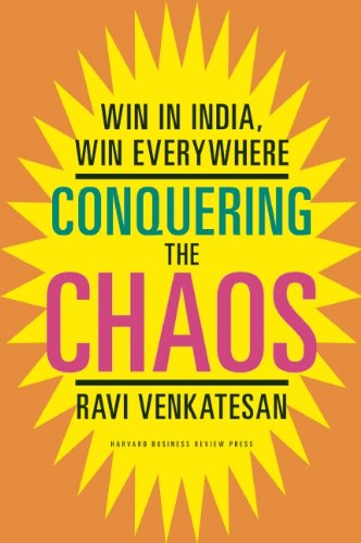 Conquering the Chaos Win in India, Win Everywhere  2013 edition cover