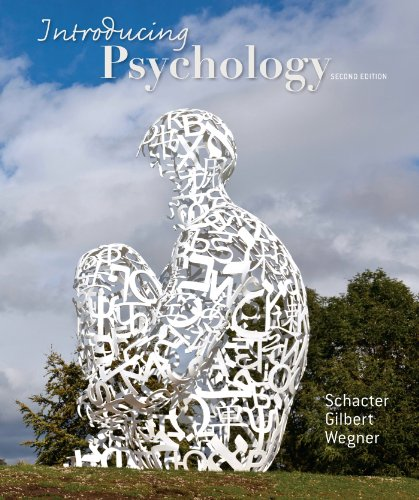 Introducing Psychology:   2012 edition cover