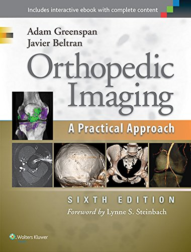 Orthopedic Imaging A Practical Approach 6th 2015 (Revised) edition cover