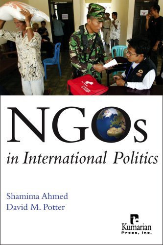 NGOs in International Politics   2006 edition cover
