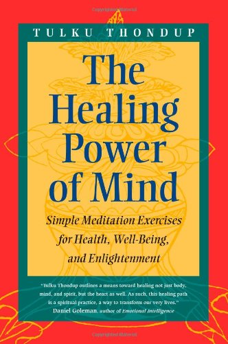 Healing Power of Mind   1996 edition cover