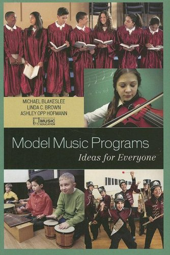 Model Music Programs Ideas for Everyone  2007 edition cover
