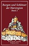Burgen und Schlösser der Harzregion: Band 2 N/A edition cover