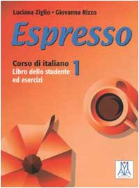 Espresso 1: 1st 2003 edition cover