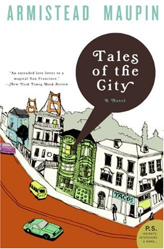 Tales of the City A Novel N/A 9780061358302 Front Cover