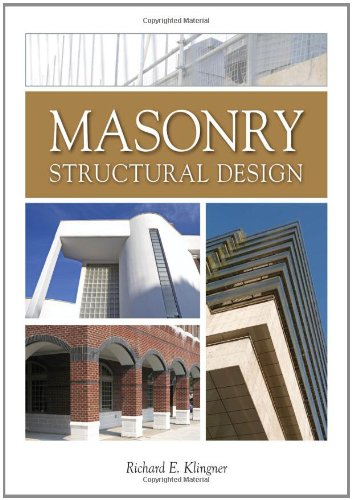 Masonry Structural Design   2010 edition cover