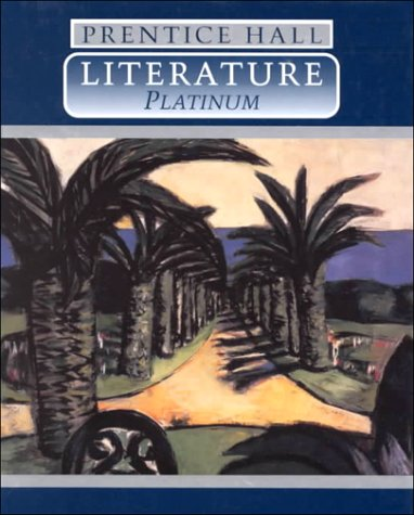 Prentice Hall Literature 1st 1994 edition cover