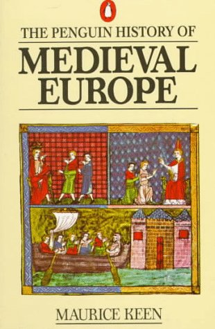 Penguin History of Medieval Europe   1991 edition cover