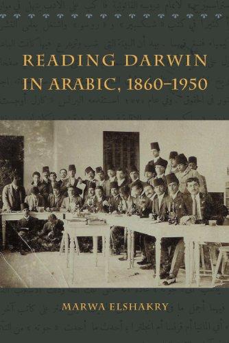 Reading Darwin in Arabic, 1860-1950   2013 edition cover