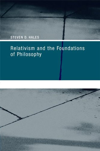 Relativism and the Foundations of Philosophy   2006 9780262513302 Front Cover