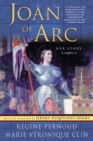 Joan of Arc Her Story  1998 (Revised) 9780312227302 Front Cover