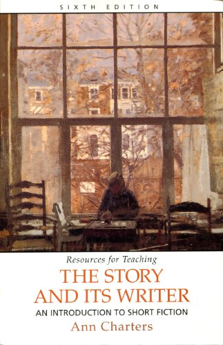 Story and Its Writer 6th 2003 edition cover
