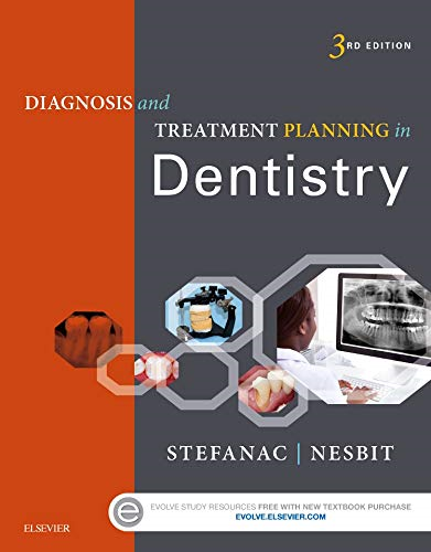 Cover art for Diagnosis and Treatment Planning in Dentistry, 3rd Edition