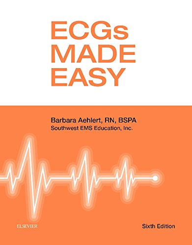 Ecgs Made Easy:   2017 9780323401302 Front Cover