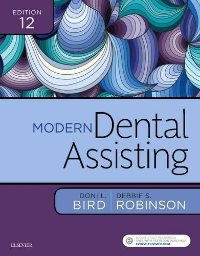 Modern Dental Assisting  12th 2018 9780323430302 Front Cover