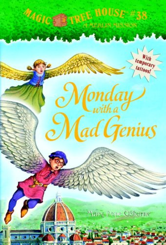 Monday with a Mad Genius   2007 edition cover
