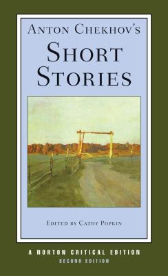 Anton Chekhov's Selected Stories  2nd 2014 edition cover
