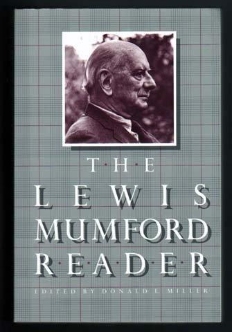 Lewis Mumford Reader  N/A edition cover