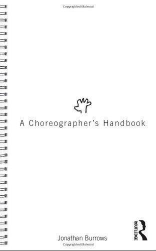 Choreographer's Handbook   2010 edition cover