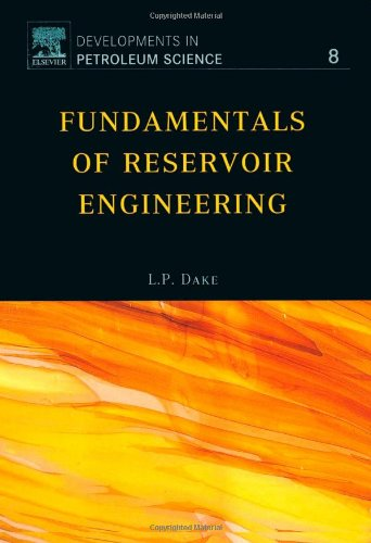 Fundamentals of Reservoir Engineering  19th edition cover