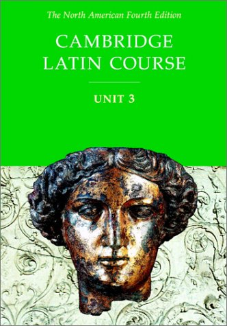 Cambridge Latin Course  4th 2002 (Student Manual, Study Guide, etc.) edition cover