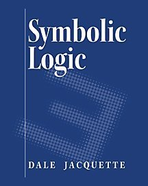 Symbolic Logic   2001 9780534537302 Front Cover