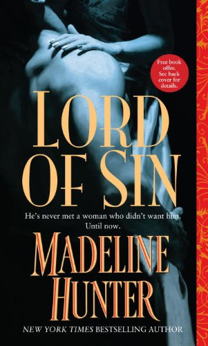 Lord of Sin   2005 9780553587302 Front Cover