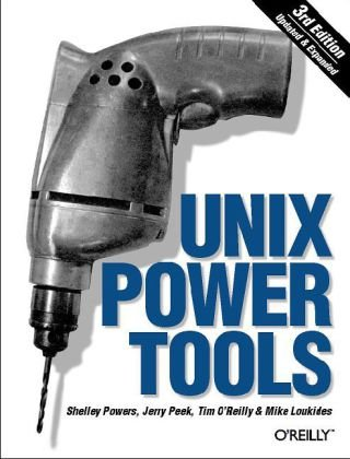 Unix Power Tools  3rd 2002 edition cover