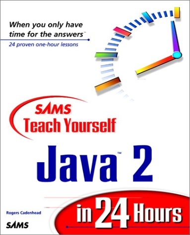 Java 2   1999 9780672316302 Front Cover