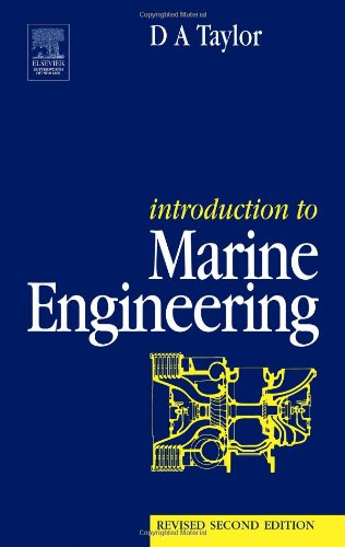 Introduction to Marine Engineering  2nd 1996 (Revised) edition cover