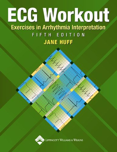 ECG Workout Exercises in Arrhythmia Interpretation 5th 2006 (Revised) edition cover