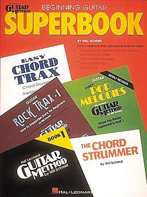 Beginning Guitar Superbook  N/A edition cover
