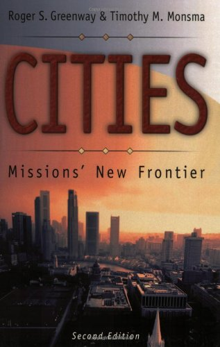 Cities Missions' New Frontier 2nd 2000 (Revised) edition cover