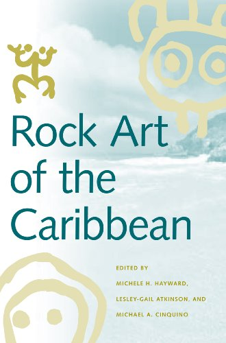 Rock Art of the Caribbean   2009 edition cover