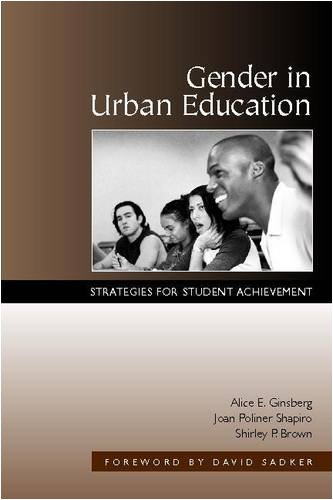 Gender in Urban Education Strategies for Student Achievement  2004 edition cover