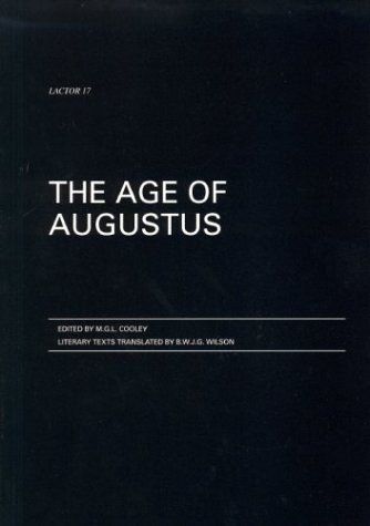 Age of Augustus   2003 edition cover