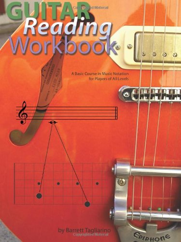 Guitar Reading Workbook A Basic Course in Music Notation for Players of All Levels  2007 edition cover