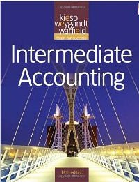 Intermediate Accounting 14E with Wp Sa 5. 0  N/A edition cover