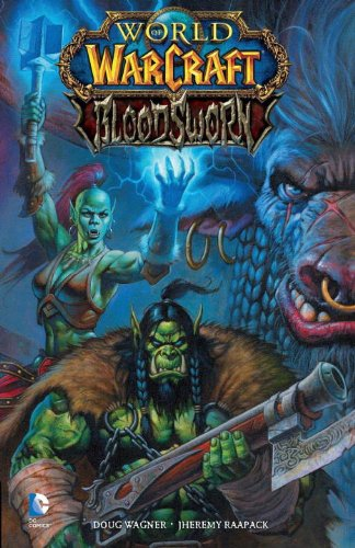 Bloodsworn   2014 9781401230302 Front Cover