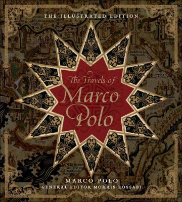 Travels of Marco Polo   2012 edition cover