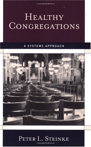 Healthy Congregations A Systems Approach 2nd 2006 edition cover