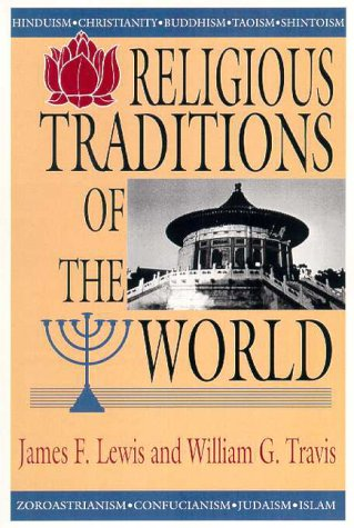 Religious Traditions of the World   1991 edition cover