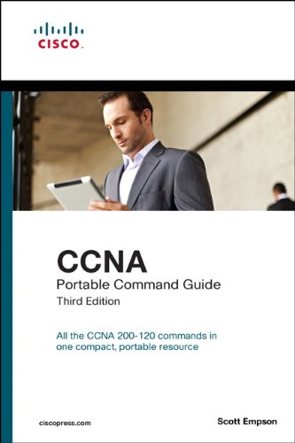 Ccna Portable Command Guide:   2013 9781587204302 Front Cover