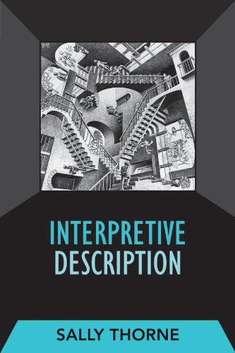 Interpretive Description   2008 edition cover