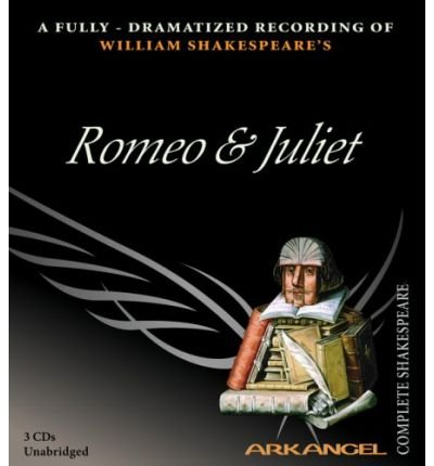 Romeo and Juliet Unabridged edition cover