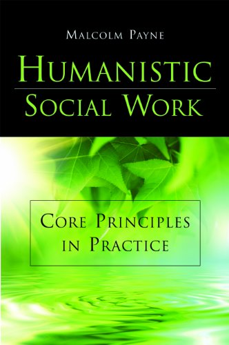 Humanistic Social Work   2011 edition cover